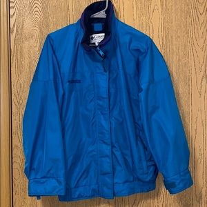 Vintage Columbia Bugaboo windbreaker jacket